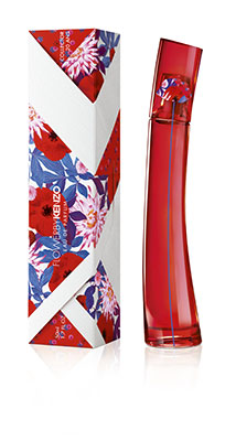 Edition collector du parfum Flower by Kenzo. Prix : 73,90€.