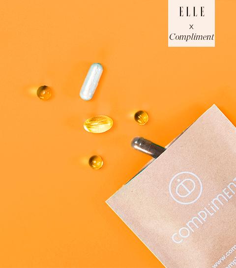Gagnez votre programme de vitamines personnalisé Compliment !