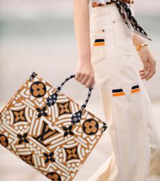 Louis Vuitton présente sa nouvelle collection de sacs LV Crafty