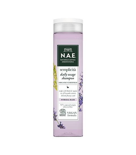 Shampoing N.A.E. à usage quotidien pour cheveux normaux