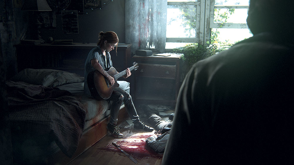 Playstation The Last Of Us II