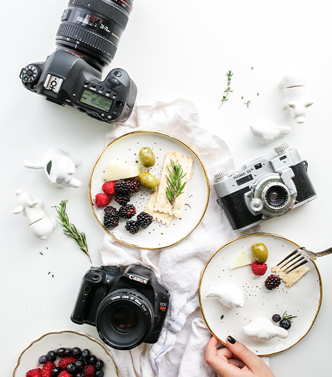 ELLE à Table recherche des stagiaires en photographie