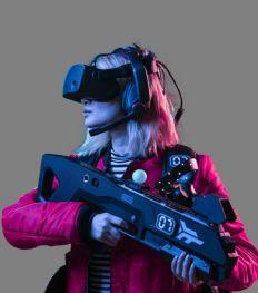 Zero Latency : le meilleur de la réalité virtuelle débarque à Bruxelles