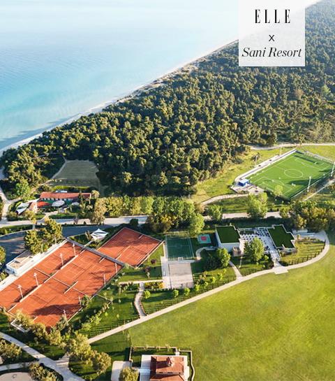 Le lieu de vacances idéal pour les amateurs de tennis