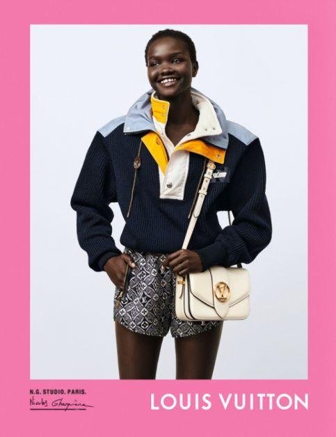 campagne Louis Vuitton par Nicolas Ghesquière
