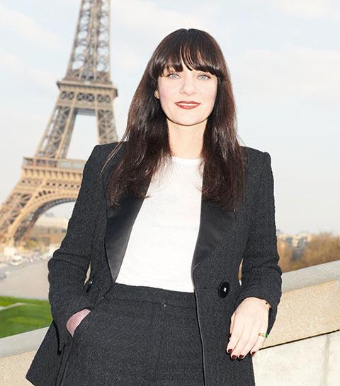 Exclu ELLE : les astuces beauté de Lucia Pica, la star du maquillage CHANEL