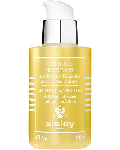 Gel nettoyant visage pour peaux mixtes et grasses de Sisley pour rester belle pendant la canicule.