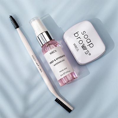 produit sourcils soap brows