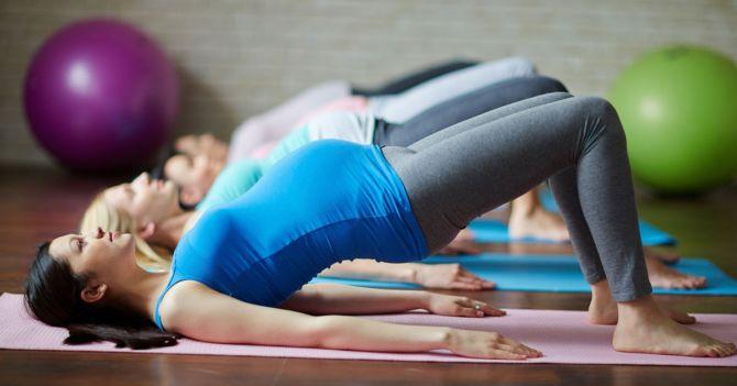 femme enceinte sport