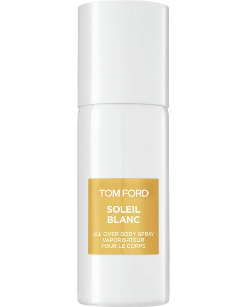 Spray pour le corps parfumé Soleil Blanc de Tom Ford pour rester belle pendant la canicule.