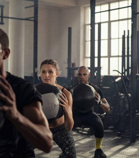 La musculation séduit aussi les femmes !