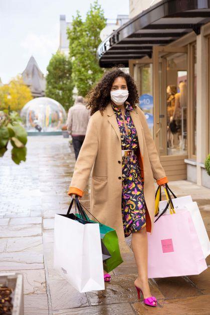 Faire du shopping en toute sécurité