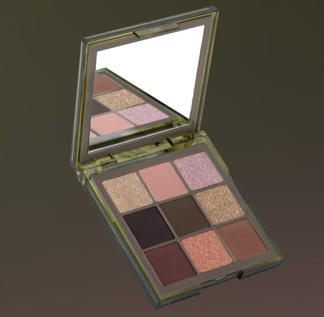 HAZE Obsessions Palettes: 25 €