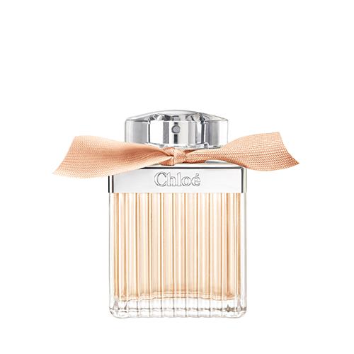 Le flacon de Rose Tangerine, la nouvelle version de Chloé Signature eau de toilette.