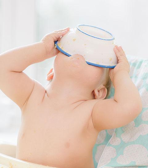 Panades pour bébé : les meilleurs conseils et une recette facile