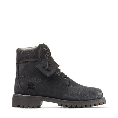 boots jimmy choo x timberland