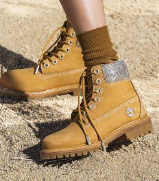 La collab' qui claque : des boots Jimmy Choo x Timberland