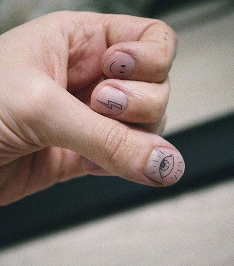Tatouage sur ongles : tout savoir sur cette tendance