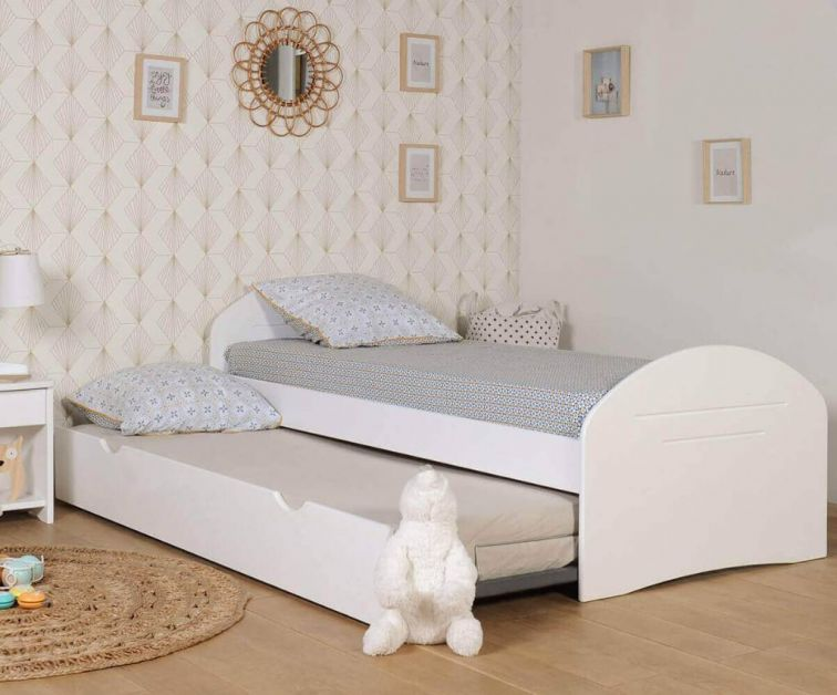 7 raisons d'adopter le lit gigogne - 1