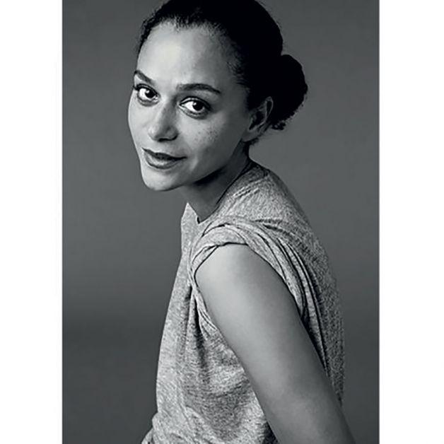 Samira Nase, rédactrice en chef du Harper's Bazaar US