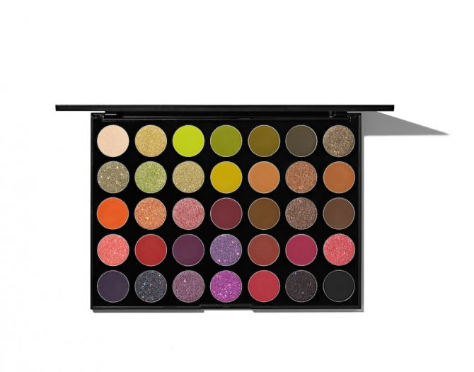 palette maquillage morphe