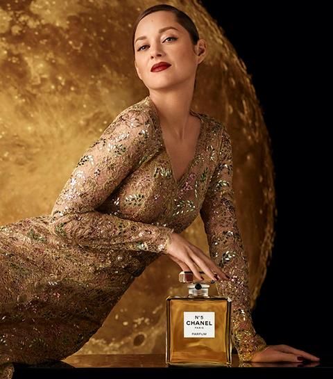 Marion Cotillard décroche la lune pour Chanel N°5