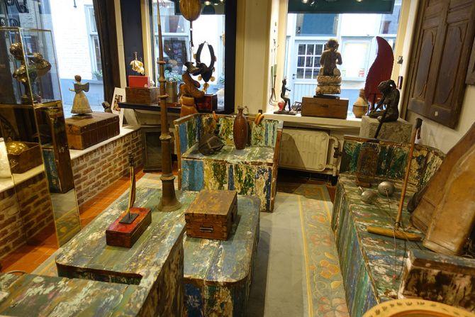 Antiques Van Elsen à bruges