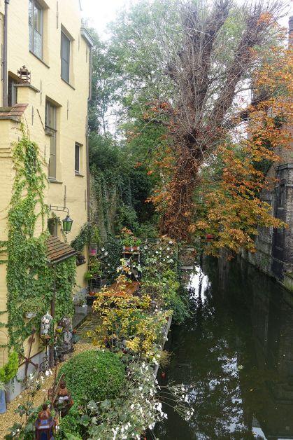 Canaux à Bruges