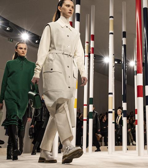 Hermès : découvrez  en direct la collection Printemps/été 2021 dans un show virtuel captivant