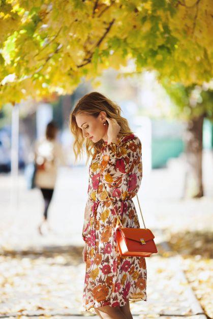 Chic cet automne : toutes en robe ! - 2
