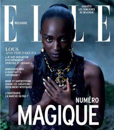 ELLE Belgique de novembre : le numéro magique !