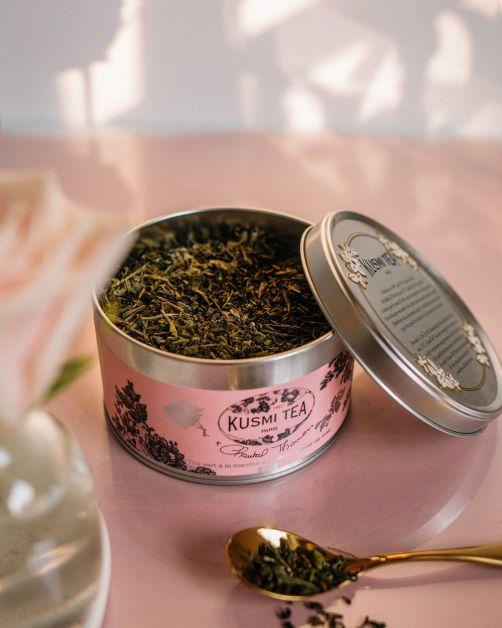 Kusmi Tea pour octobre rose