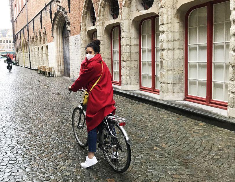 Week-end à bruges en vélo