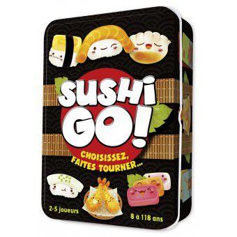 jeux de société Sushi go