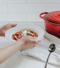 5 astuces pour conserver une soupe maison