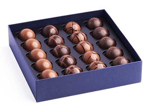 coffret de chocolat Benoit Nihant et l'antichambre