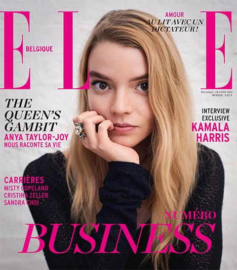 ELLE Cover