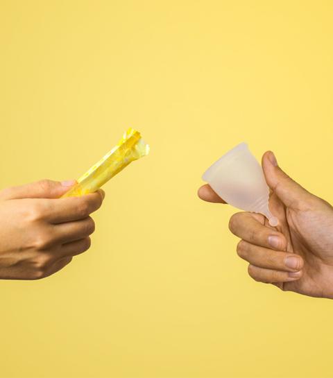 4 alternatives au tampon hygiénique pour des règles plus saines