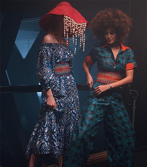 La fille du vendredi : Siré Kaba, créatrice de la marque de vêtements Erratum