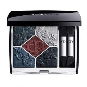 Tuto : comment réaliser un maquillage ultra canon pour les fêtes avec Dior ? - 1