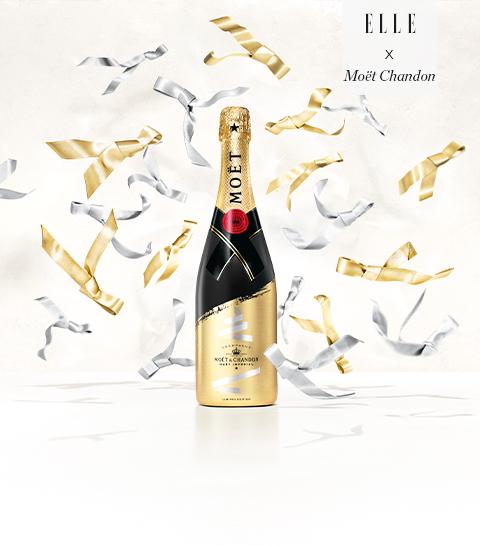 Gagnez une bouteille de champagne Moët & Chandon pour des fêtes pétillantes