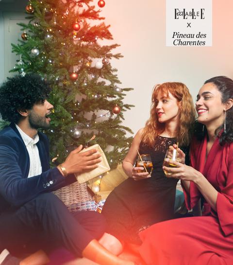 3 idées de cocktails festifs avec le Pineau des Charentes