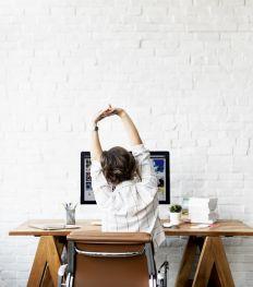 4 étirements pour détendre les muscles les plus utilisés en télétravail