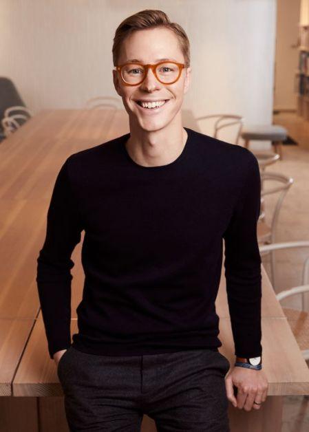 Erik Bang de la Fondation H&M - Green Machine