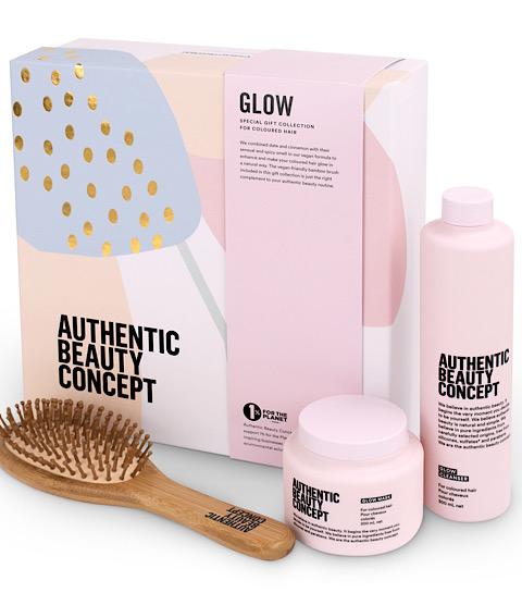 Authentic Beauty Concept : coffret Glow