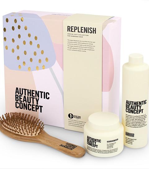 Authentic Beauty Concept : coffret Replenish