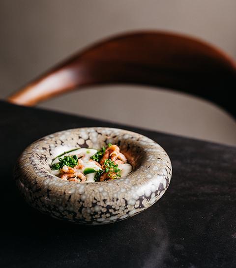 Kerremelksmeus, le plat typique d'Ostende hyper réconfortant