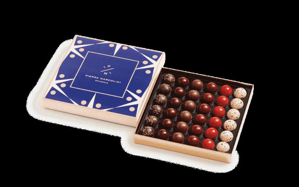 Les calins chocolats Marcolini