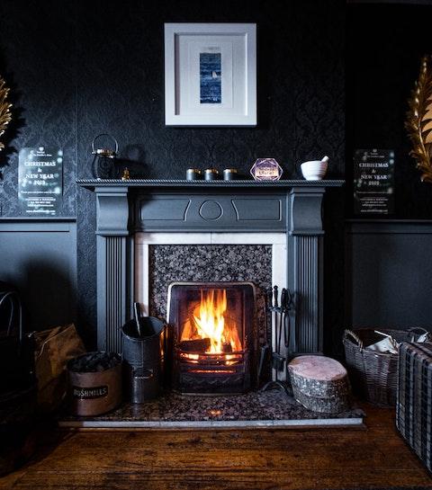 10 idées déco pour pimper sa cheminée