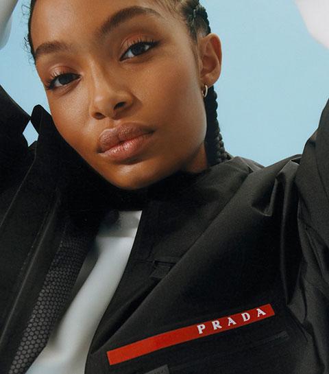 Prada Linea Rossa : une collection chic qui vous donne l'allure d'une grande sportive
